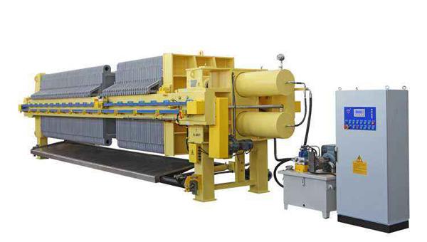 聚丙烯隔膜压滤机