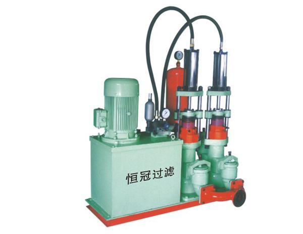 YB油压柱塞输浆泵